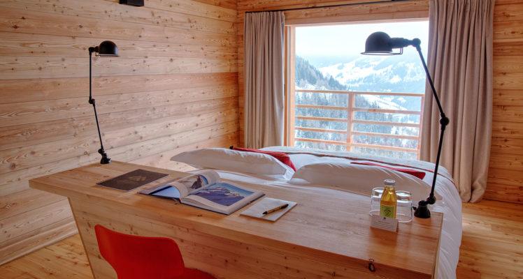Doppelzimmer – Angebot Workation